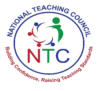 National Teaching Council (NTC) registration for In-service training 2020