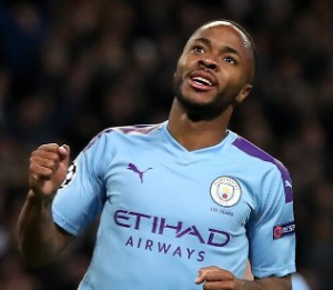 2 RECEIVE BAN FOR RACIST LANGUAGE ON RAHEEM STERLING