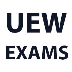 UEW Supplementary Mature Exams